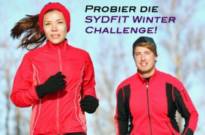 Sydfit Winter Challenge Running