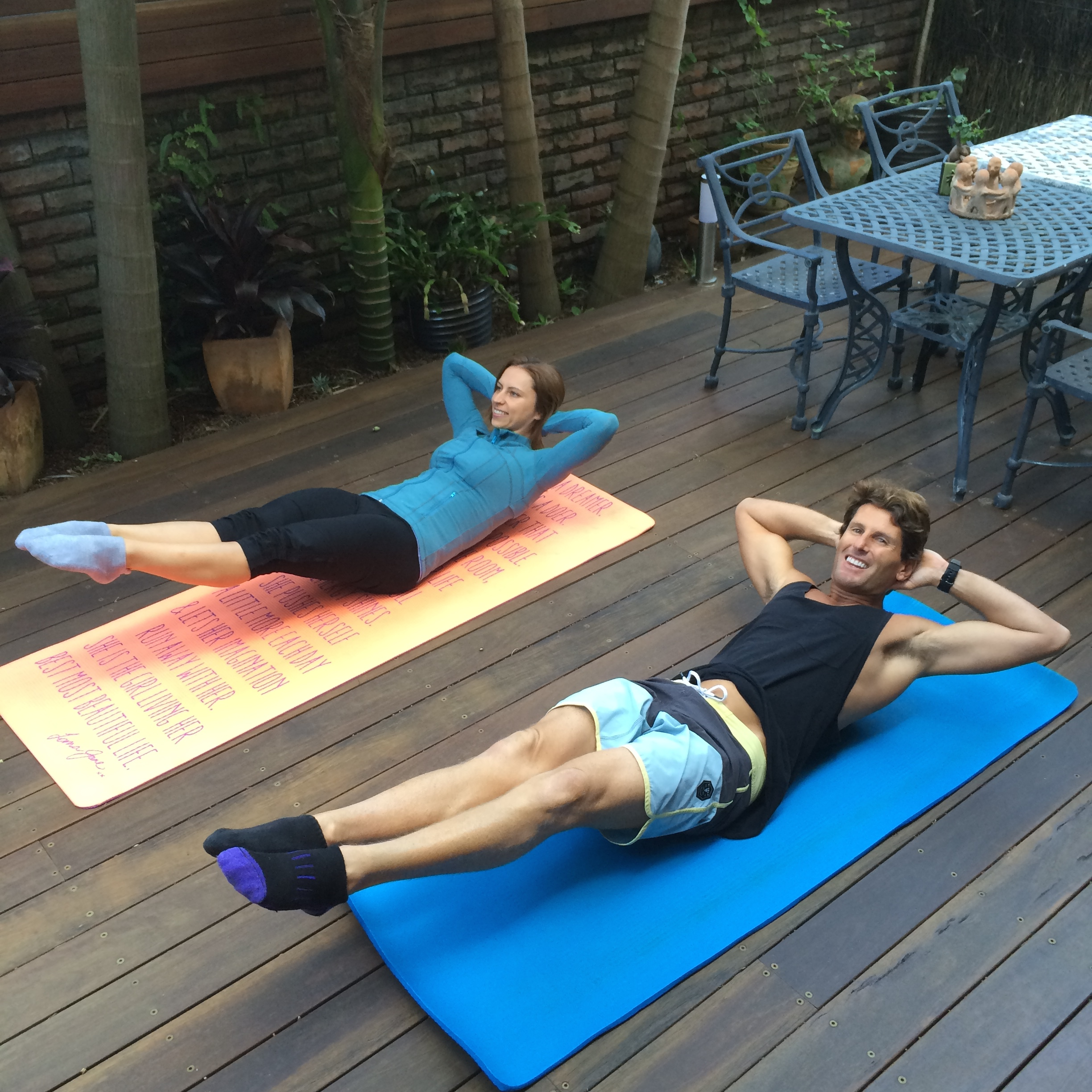 Personal Pilates Training